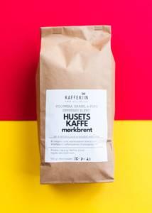 Bilde av Husets Kaffe Espressobrent 1/2 kg